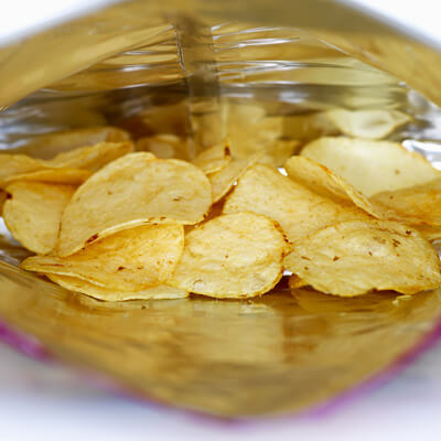 Consider your Chips (and saltines)