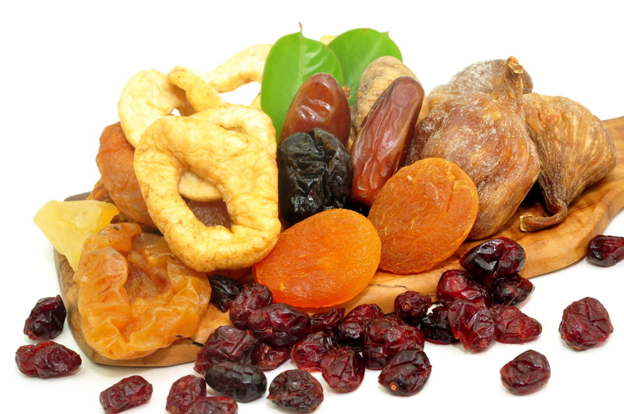 Dried Fruit Nuts