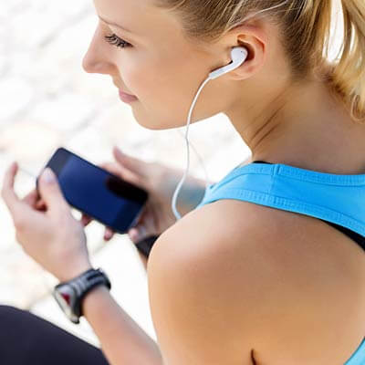 Make a Workout Resolution Playlist