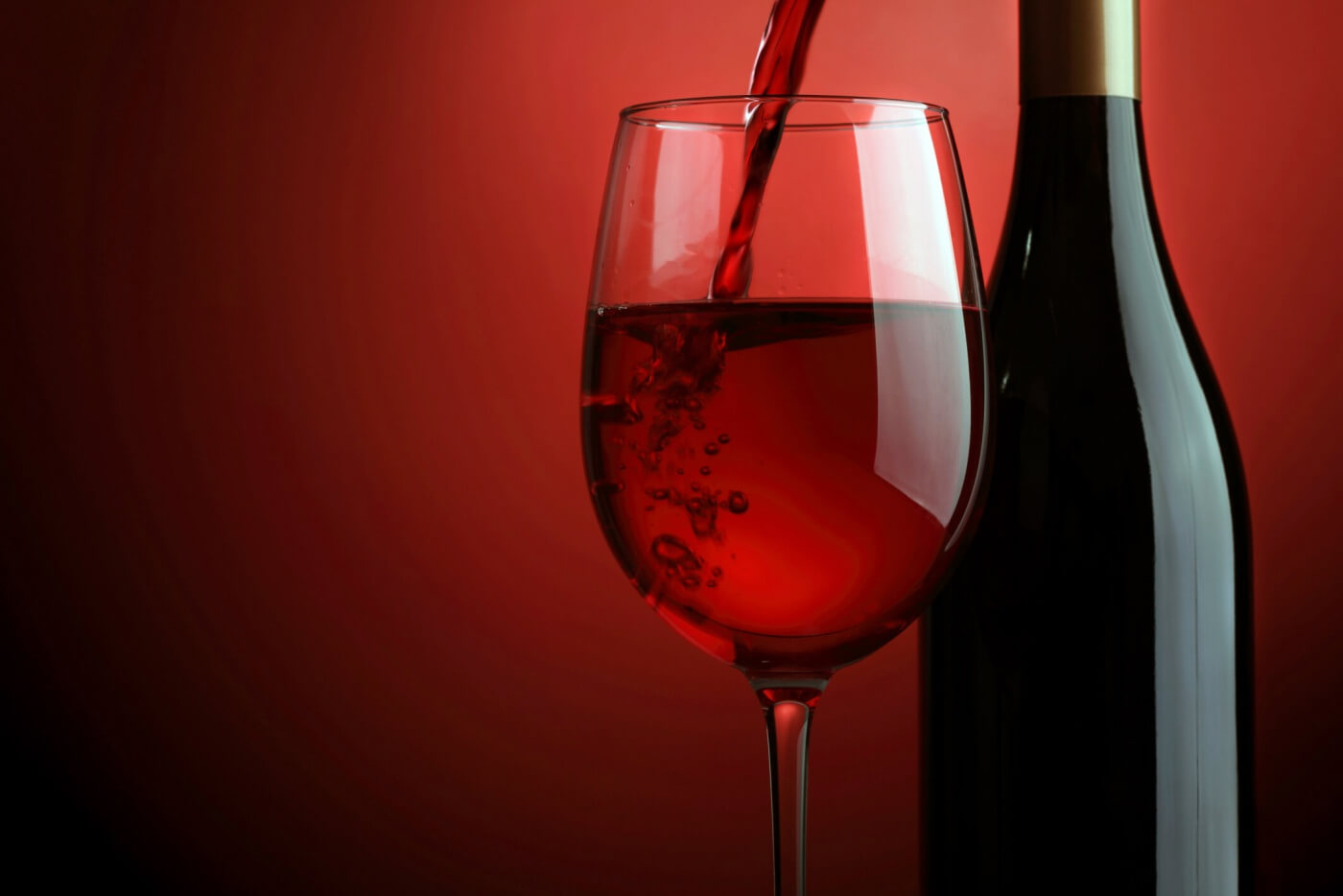 Red Alcoholic or Wine