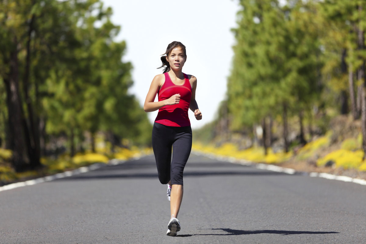 Reduce Weight by Walking