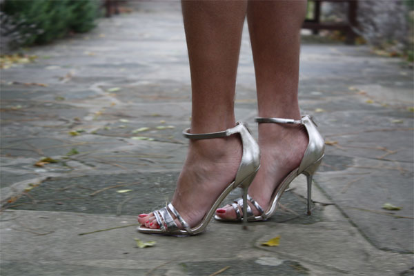 How to Get Skinny Ankles