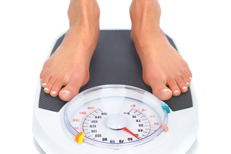 How should I weigh