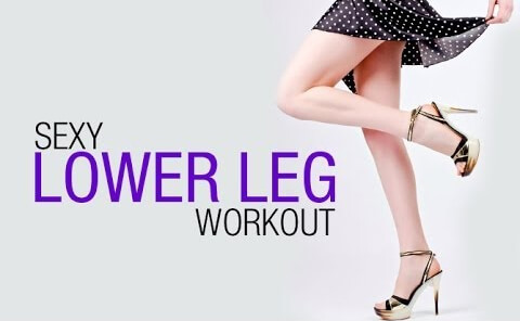 How to lose calf fats