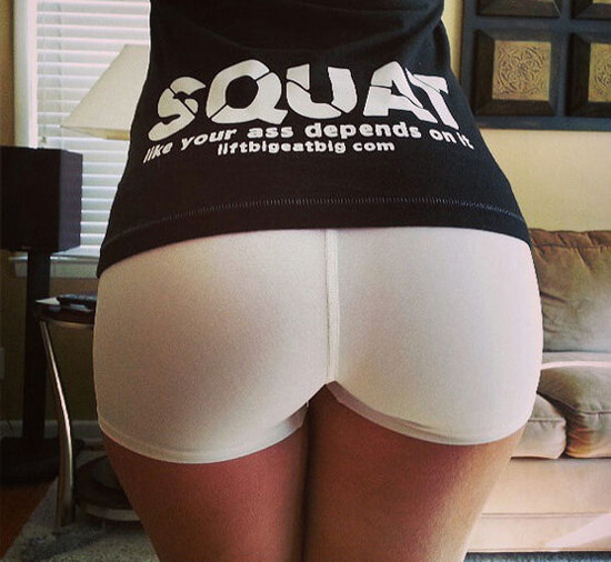 How to get bigger butt without squats
