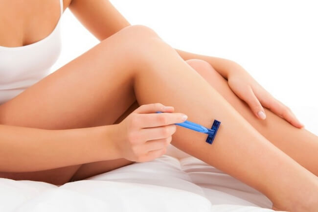 how to get rid of razor bumps on legs