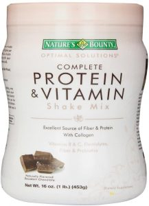 Best Anti-Aging Meal Replacement Shake, Protein & Vitamin Shake By Nature's Bounty